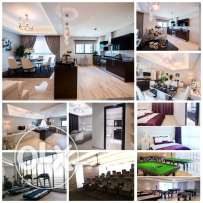 For rent fully furnished luxury apartment in the Seef Area