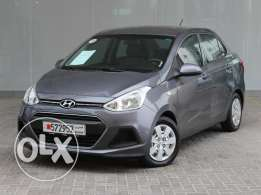 Hyundai GRAND I10 2016 Grey For Sale