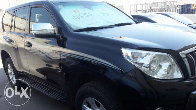 Land cruiser prado Car for sale ام الحصم -  5