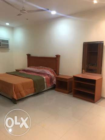 For rent furnished apartment (East Raffi) Behind Pesto Restaurant
