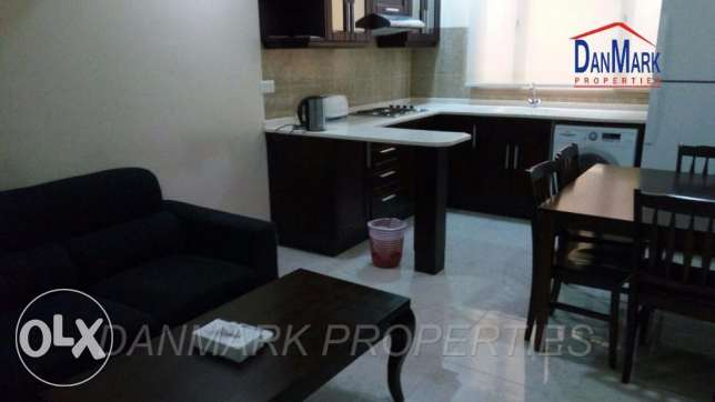 BD 350/ Sea View 1 Bedroom Fully Furnished Apartment for rent in Seef. السيف -  2