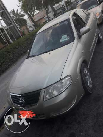 Nissan sunny model 2008 1.6 passing insurance 08 2017