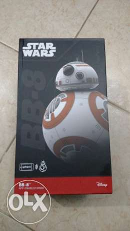 Star Wars BB-8 Droid App Controlled Robot