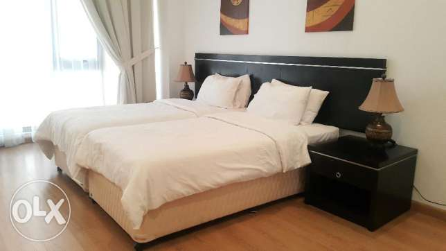 1 Bedrooms apartment for rent in Juffair Starting from 350 BD