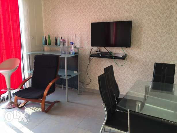 flat 1 bedroom seaview for rent in amwaj flooting city