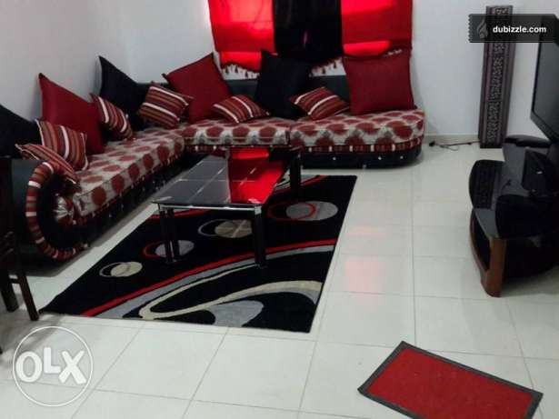 Near Al Merkado mall 2 BR in Janabiya