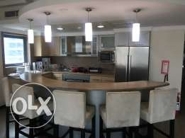 2 bedrooms fully furnished apartments in Juffair (inclusive )