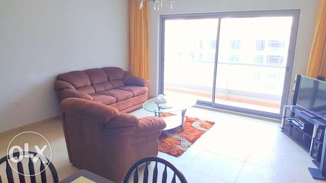 Sea view Super deluxe one Bedroom apartment in amwaj