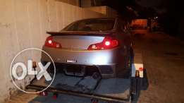 Infiniti g35 full interior and parts available