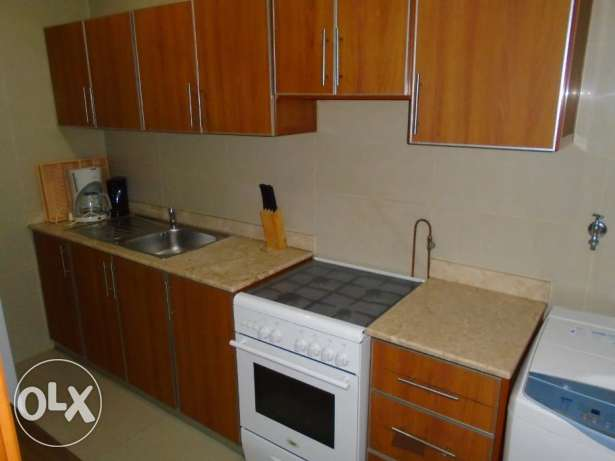 Adliya- 1 bedroom flat fully furnished