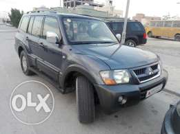 For sale Mitsubishi pajero 2005