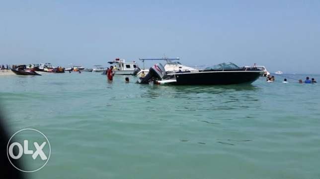 Boat for sale with 250hp outboard سترة -  2