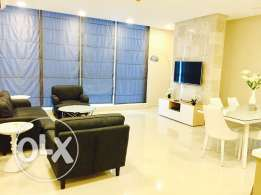 Brand new Two bedrooms apartment in Janabiyah.
