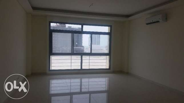 Brand new Sea-view 3 bedroom+maid room apartment in excellent location