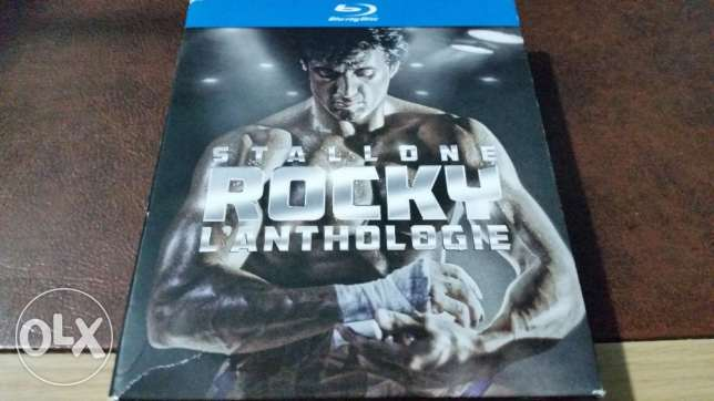 Rocky Anthology BD Movie