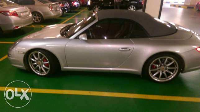 For sale: Porsche Carerra 2S Convertible