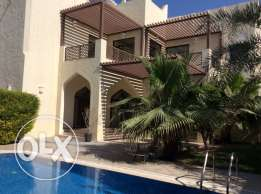 JASRA 6 bedroom compound villa with private pool