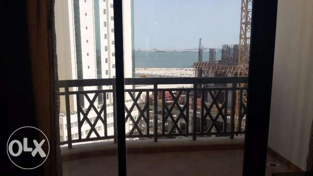 2 Bedrooms flat in Juffer, Balcony جفير -  2