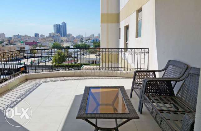 Two Bedroom Apartment with Large Terrace