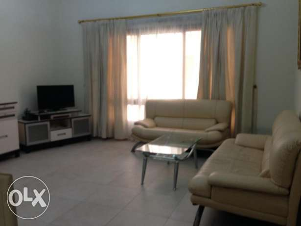 Traditional style, fullyfurnished 2 BHK flat in Adliya at BD 450/month