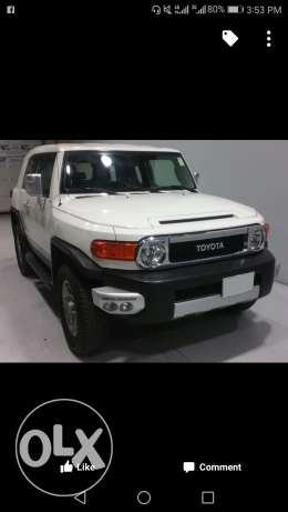 For sale fj cruiser