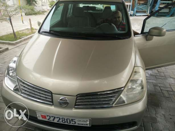 Expat leaving. Urgent sale Tiida 1.6l sedan