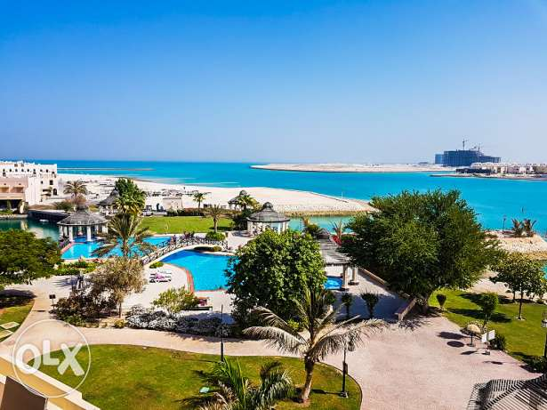 Beautiful Sea View Furnished 1 BR Apartment