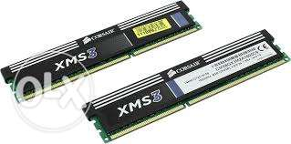 For Sale Corsair DDR 3 4x4 GB In Excellent Condition