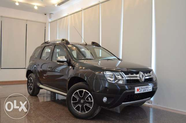 Renault Duster 2.0 SE 4WD
