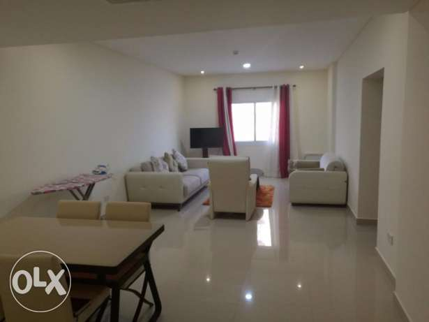 Beautiful Fully Furnished 1 Bedroom apartment for rent at Busaiteen