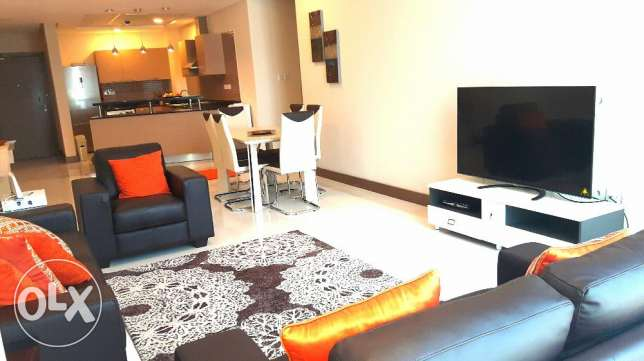 Two bedroom apartment in Seef area
