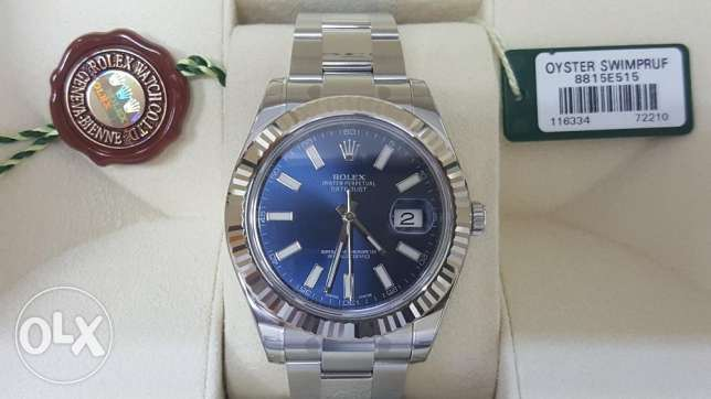 Brand New Rolex Datejust II Watch المنامة -  2