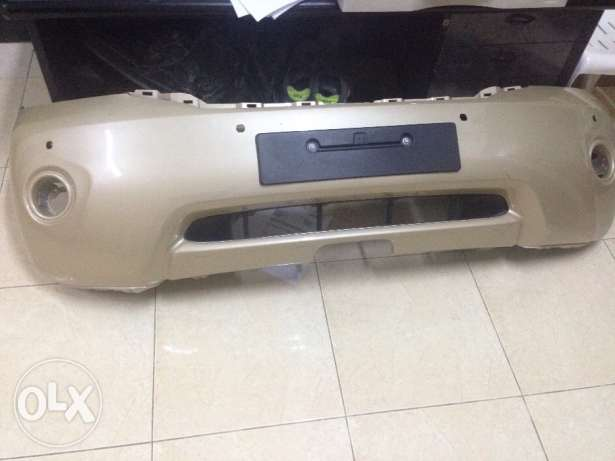 Nissan patrol 2013 bamper front light, back light full original