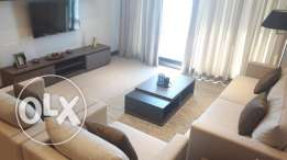 Brand new,fully furnished flat for sale in Seef area.