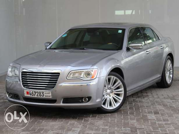 Chrysler 300 LIMITED 2014 Silver For Sale