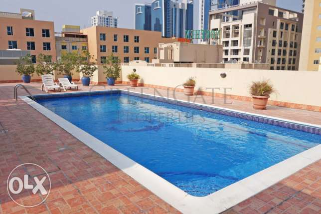 Sun-filled Two Bed Apartment in Juffair!