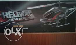 Brand New Helivac Remote Control Hellicopter