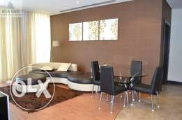 Fully Furnished, Modern Style,1 BHK flat in Mahooz at 470/Month