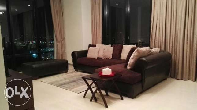 three bedrooms fully furnished for rent now