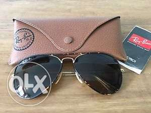 BRAND NEW Original Aviator Ray-Bans