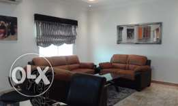 Modernly Fully furnished Apartment in Saar//open kitch.
