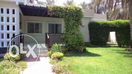 Lovely 4 Bedroom with large garden semi furnished villa close to Saar