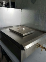 Toast gas stainless steel small , medium and large as per your request