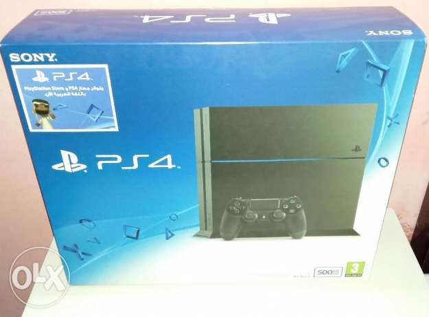 New play station 4 boxpack with warranty 1 year الرفاع‎ -  1