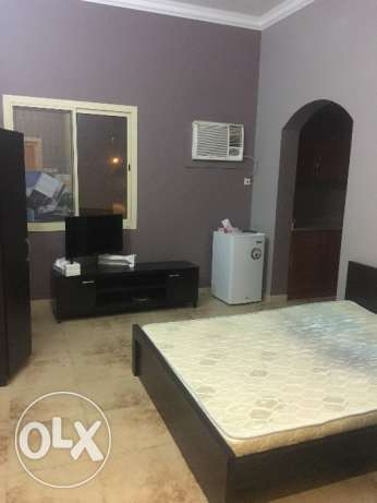 Studio Apartment for Rent in Janabiya near Mercado Mall