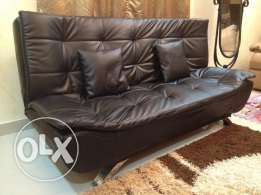 Sofa Bed Leather