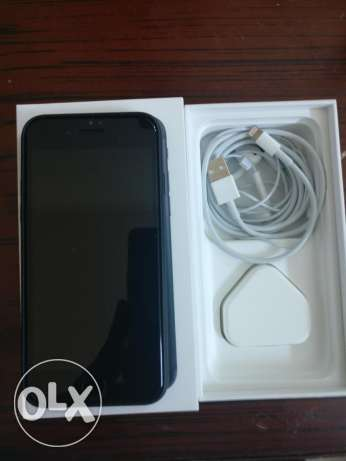 Iphone 7 128gb met black