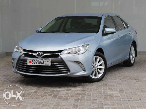 Toyota Camry 2017 Blue For Sale