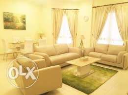 Two Bedrooms apartment in Juffair. Barnd New Furnture .