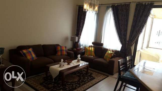1 br flat for rent in( floating city)fully furnished